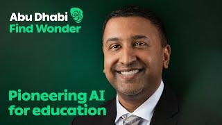 Abu Dhabi Find Wonder | Alef Education: An incubator for AI and groundbreaking EdTech
