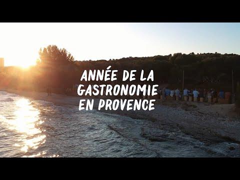 MPG 2019 : l'année de la gastronomie en Provence