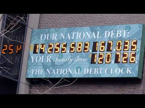 Beast of a Number: U.S. Ran $666 Billion Deficit In Fiscal 2017