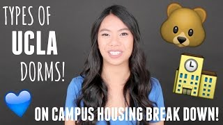 Types Of UCLA Dorms Rooms Explained! (Housing Breakdown)