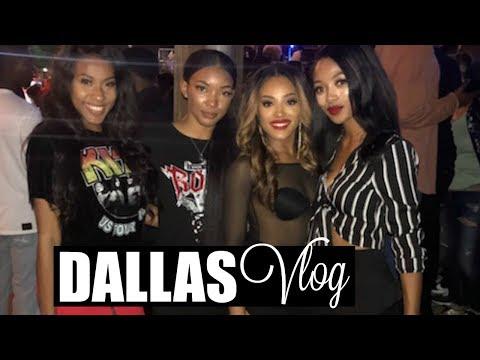 StyleCon Dallas 2017 & Nightlife VLOG (Giveaway winner announced!)  | Brittany Daniel