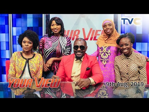 Celebrity Friday With JIM IYKE On Your View (Full Video)