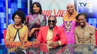 Celebrity Friday With JIM IYKE on Your View Full Video