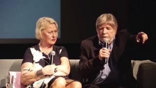 """Debata o filmie """"Azyl"""" // Szewach Waiss, Teresa Żabińska-Zawadzki, Wojciech Kozłowski"""