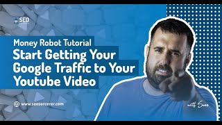 Money Robot Submitter Tutorial  Set Up a Campaign to Get Google Traffic to Your YouTube Video