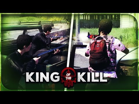 H1Z1 SOLOS AND FIVES w/ FRIENDS! (H1Z1 King of the Kill)