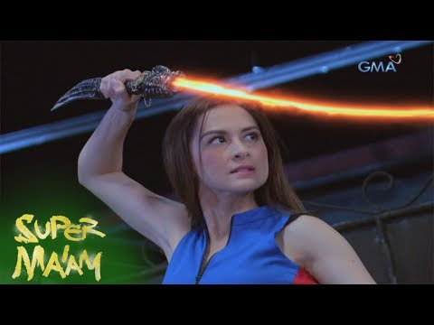 Super Ma'am: Revelation of Super Ma'am's identity
