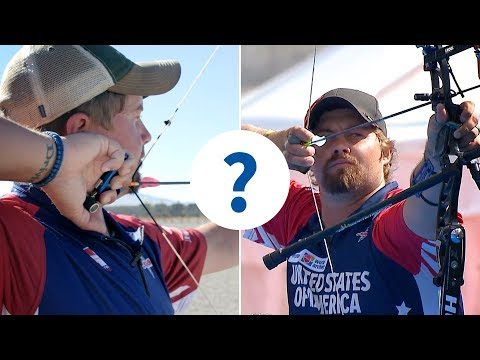 Compound Bow Or Recurve Bow Or Both Bows?