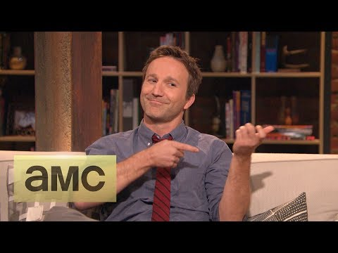 Adam Savage and Breckin Meyer on Carl: Talking Dead
