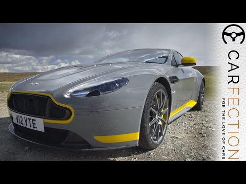Aston Martin V12 Vantage S Manual: The Perfect Aston? - Carfection