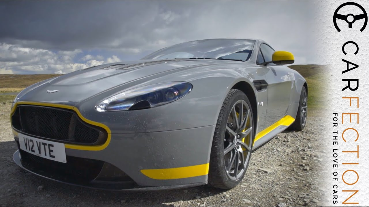 Aston Martin V12 Vantage S Manual The Perfect Carfection