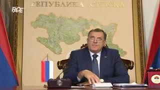 Dodik i Čović obrukali BiH pred Muđunarodnom zajednicom, dan uoči Dana državnosti
