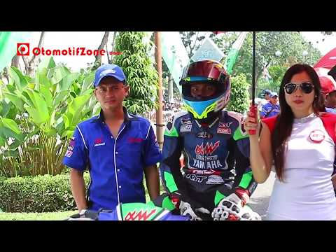 MotorPrix Jambi 2017: Full scene all class - Sirkuit Tugu Monas Jambi