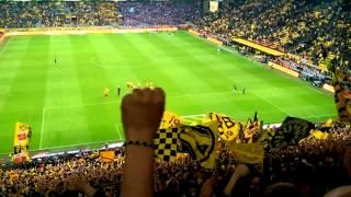 Borussia Dortmund wir fahren nach Berlin!
