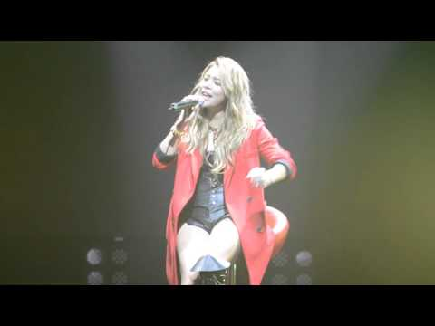 Insane - Ailee (에일리) Live @ Press Showcase 'VIVID'