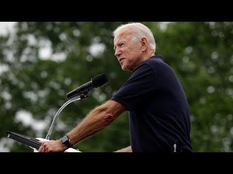 Watch live: Biden delivers statement on whistleblower report, Trump's Ukraine call
