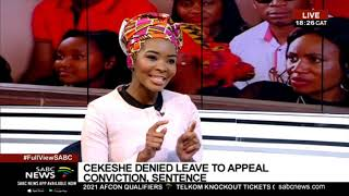 Minister Lamola's intervention in the Cekeshe matter