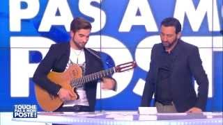 Kendji Girac et Cyril Hanouna chantent 34 Color Gitano