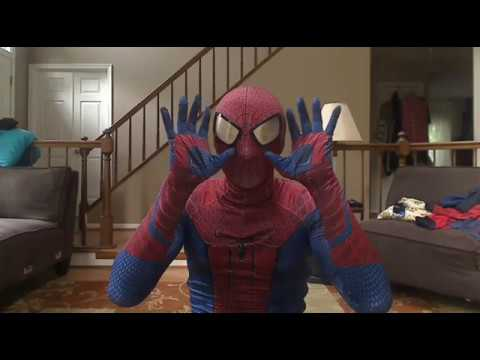 My New Amazing Spider-Man Cosplay! (Unboxing/Showcase/Review)