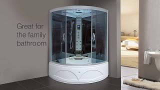 Steam Showers Steam Shower Shower Enclosure Shower Cabin - AquaLusso