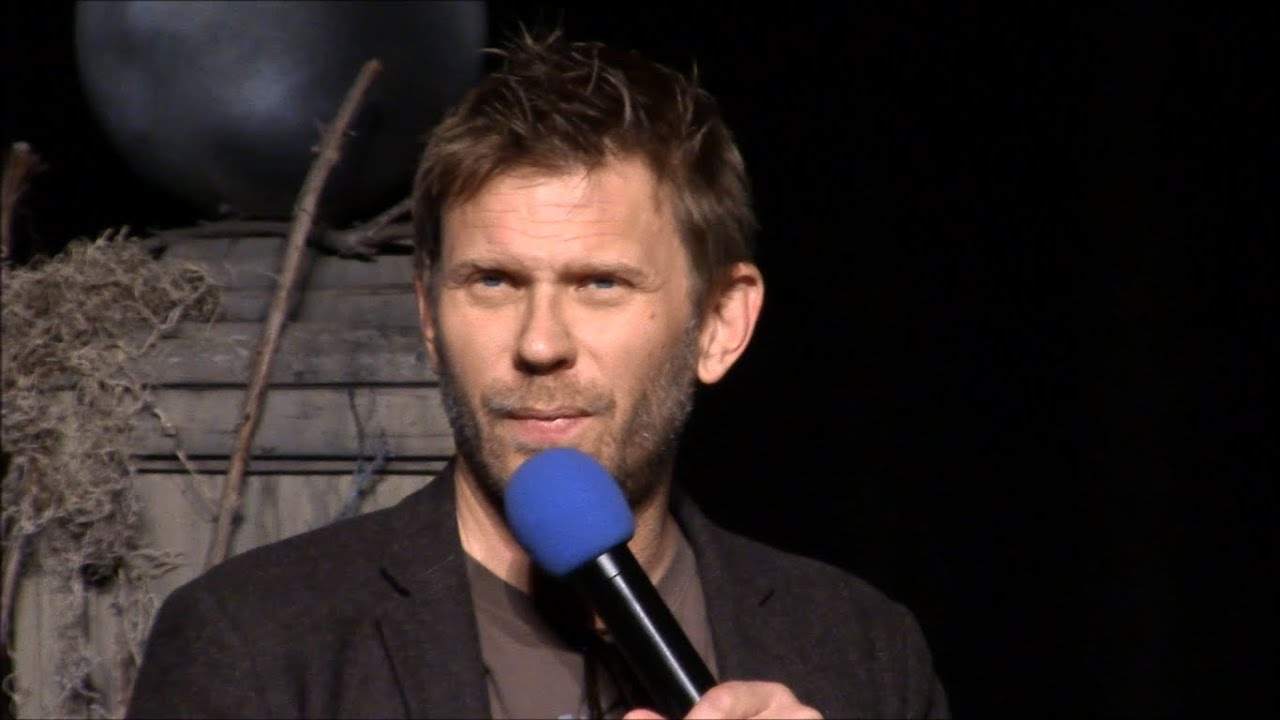 mark pellegrino and jared padalecki