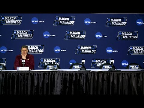 Loyola Coach Porter Moser Excited For Historic NCAA Tourney Bid