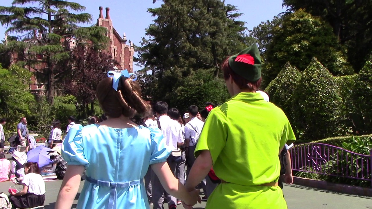 Peter pan and wendy fly back to neverland tokyo disneyland peter pan and wendy fly back to neverland tokyo disneyland kristyandbryce Image collections
