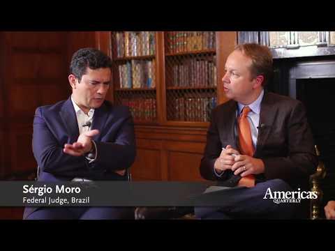 AQ Interview: Sérgio Moro, Claudio X. González and José Ugaz
