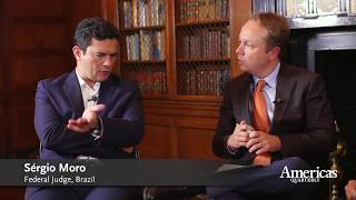 AQ Interview: Sérgio Moro, Claudio X. González and José Ugaz