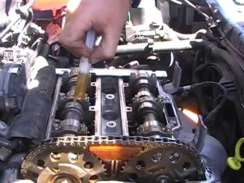 Фото к видео: P0300 si P0303 la motor Z10XEP schimbare ax came