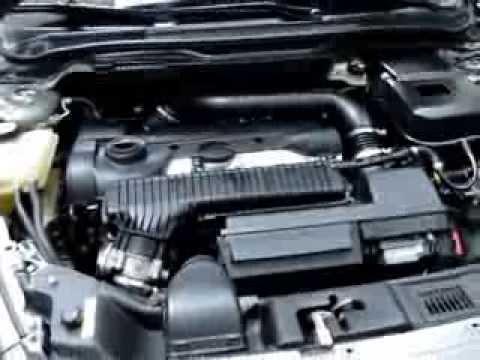motor de VOLVO S40 T5 - YouTube
