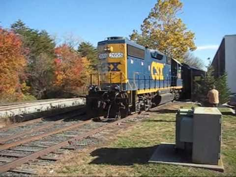 DOVER HARBOR: returns to Jessup MD, via CSXT