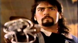 The Three Musketeers (1993) Trailer (VHS Capture)