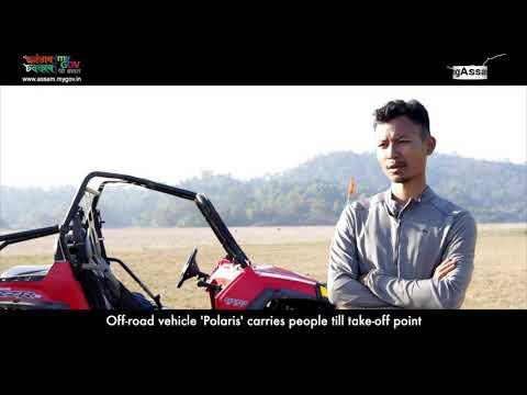 Bodoland Paragliding: Giving