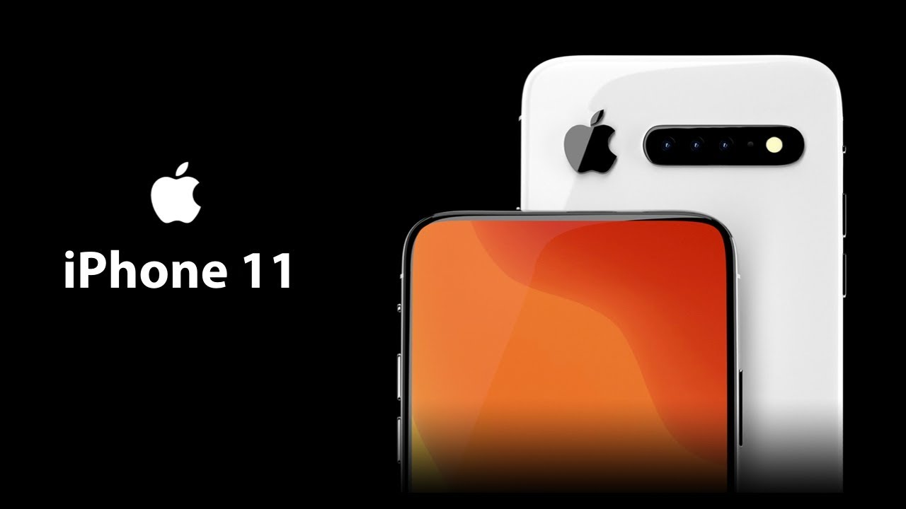 Notchless iPhone XI concept is too futuristic to be real