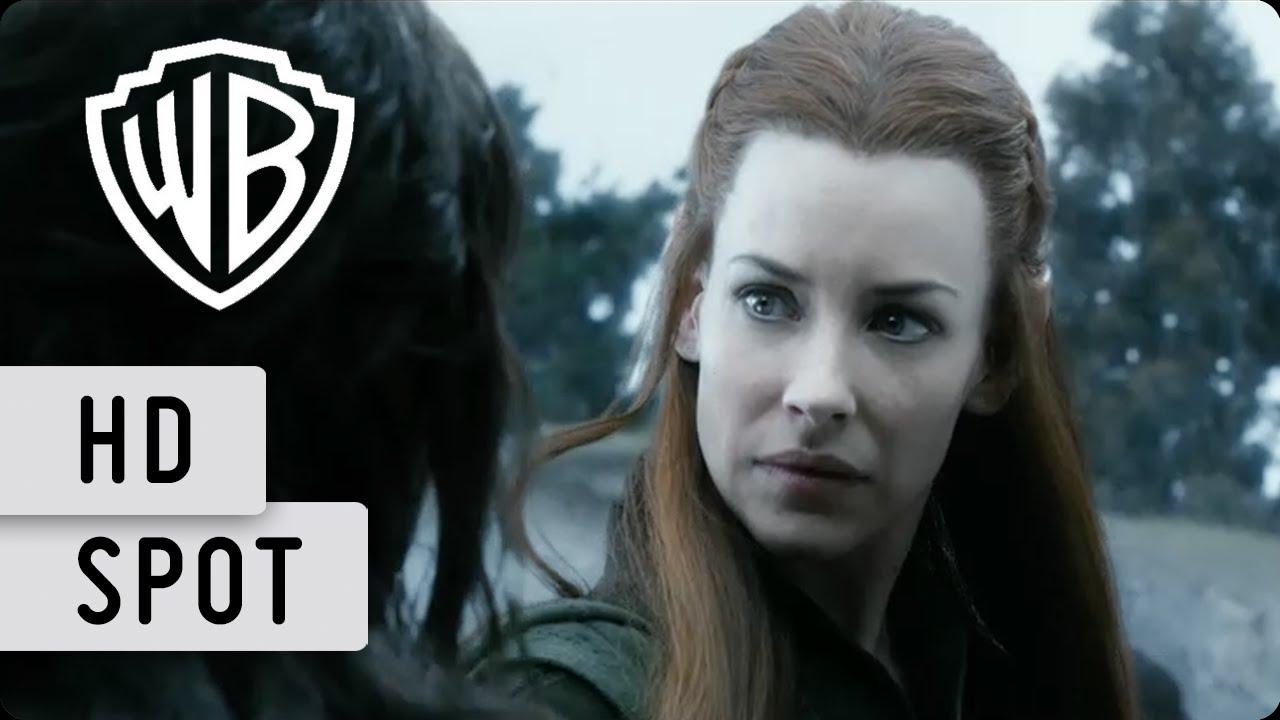 Der Hobbit Die Schlacht Der Fünf Heere Extended Edition Spot 2
