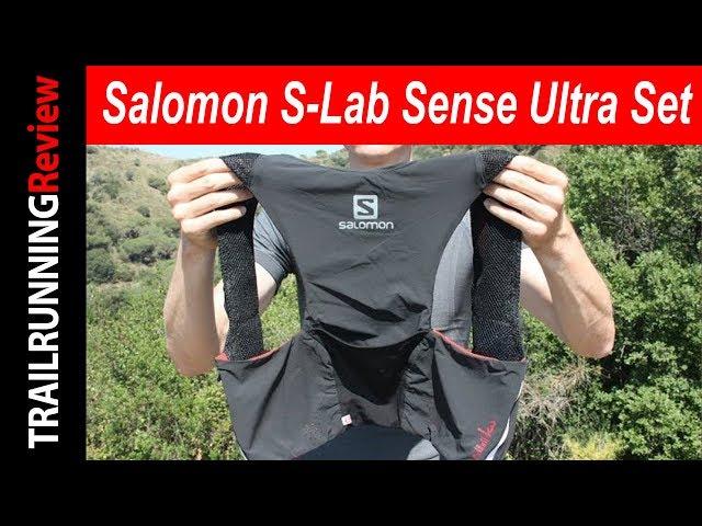 mochila salomon slab sense ultra 3l 5l
