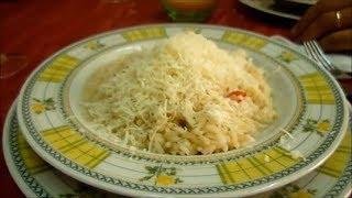 Рис с Сыром самое простое вкусное блюдо.