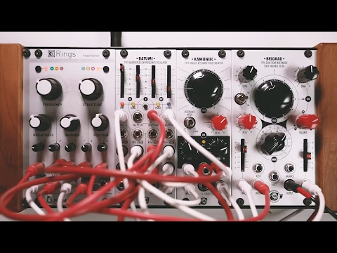 Xaoc Rings | Ambient Eurorack Modular Synthesizer