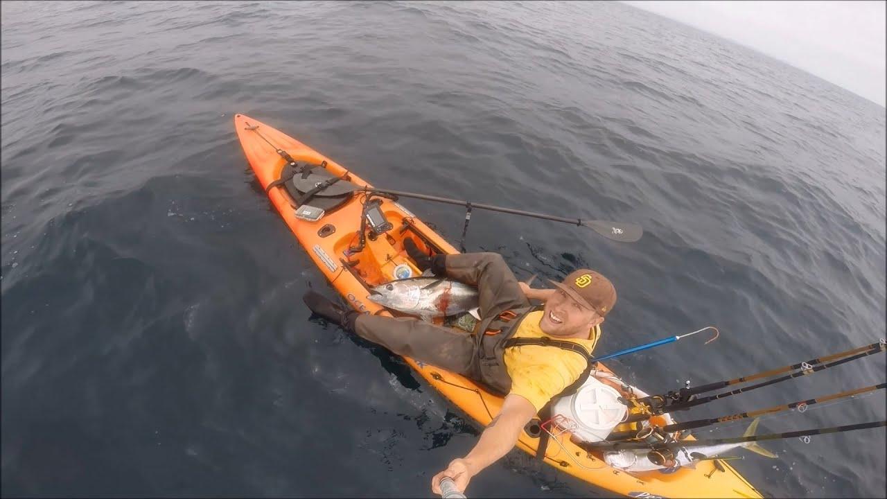 Socal Offshore Kayak Bluefin Tuna 1080p Youtube