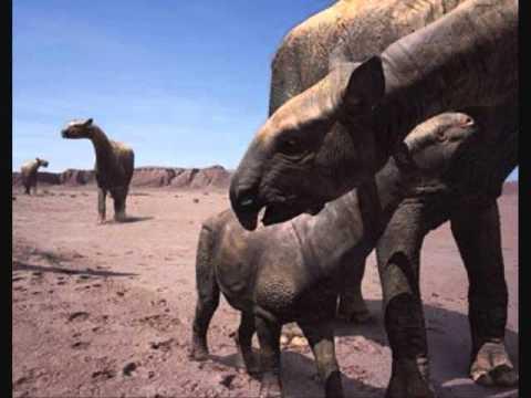Benjamin Bartlett Walking With Beasts Gentle Giant
