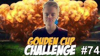 GOUDEN CUP CHALLENGE #74 - VAKANTIE IS VOORBIJ