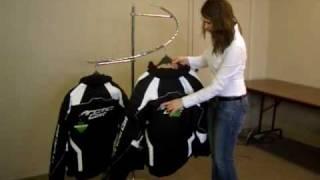 2008 Arctic Cat X-Country A-Tex Premium Jacket Women