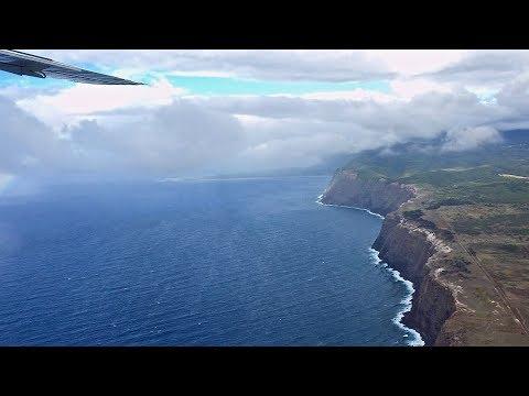 Mokulele Airlines – Cessna 208B – MKK-HNL – Takeoff and Landing – Inflight Series Ep. 84