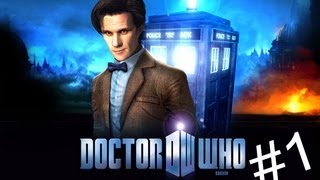 Acrobatic Doctor - Doctor Who: The Eternity Clock Gameplay Part 1