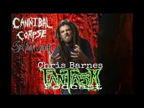 Chris Barnes of Six Feet Under Interview