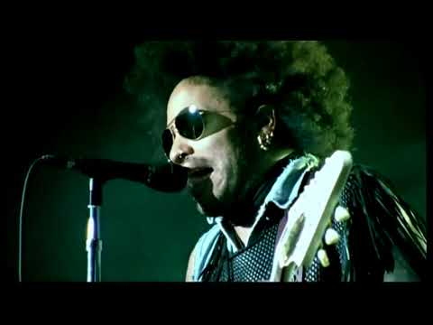 Are You Gonna Go My Way Live   Lenny Kravitz HQ
