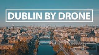 Dublin by drone 4k   DJI Mavic Pro (My first flights)