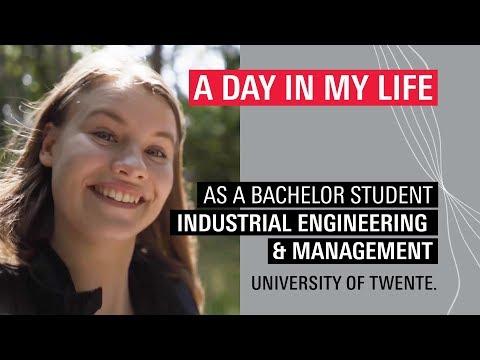 STUDENT VLOG - Jedidja studies Industrial Engineering and Management