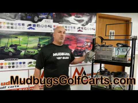 What kind of charger should I buy - Mudbugs Golf Carts